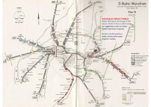 Bundesbahn-Planung 1973